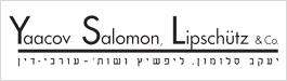 יעקב סלומון, ליפשיץ ושות'