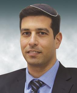 Eli Arbiv, Partner, E.S. Shimron, I. Molho, Persky & Co.