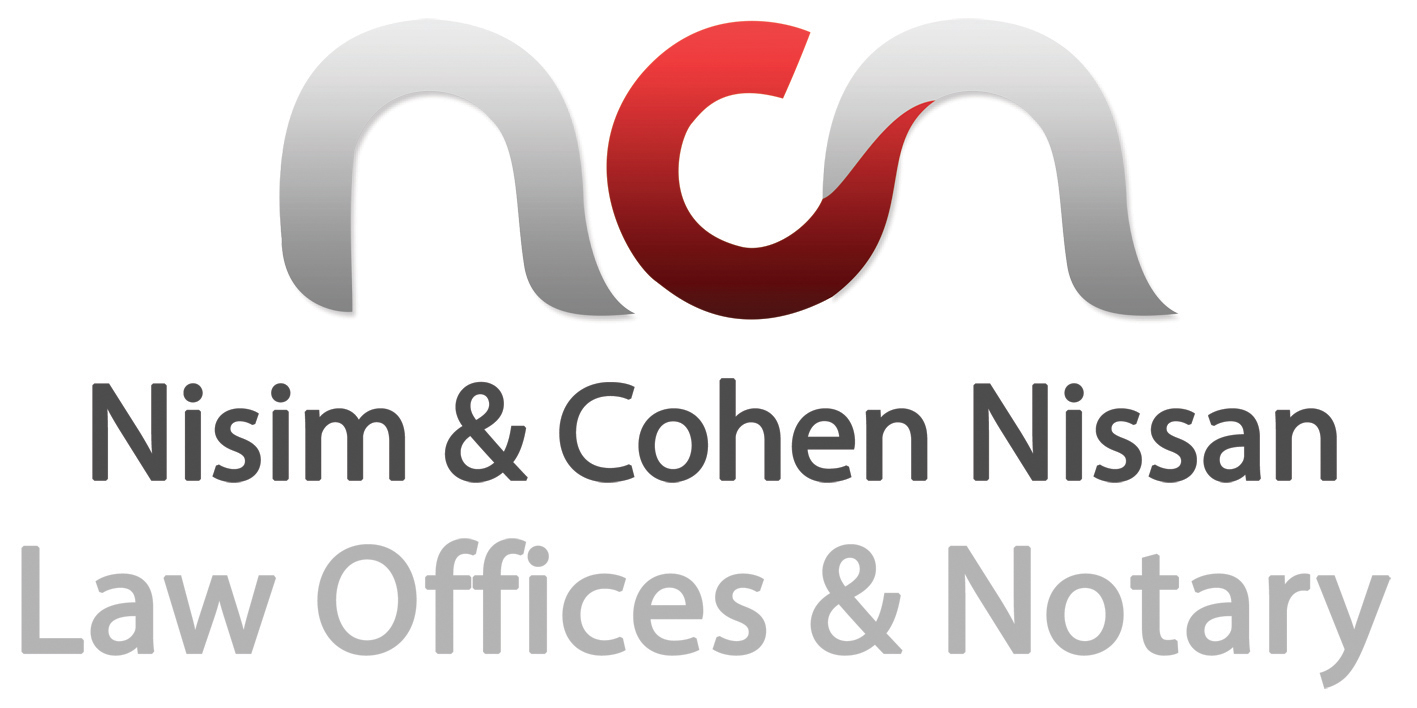 Nissim & Cohen – Nissan, Law Firm & Notaries
