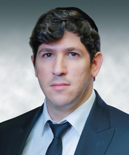Samuel Hecker, Partner, Dr. J. Weinroth & Co. Law Office