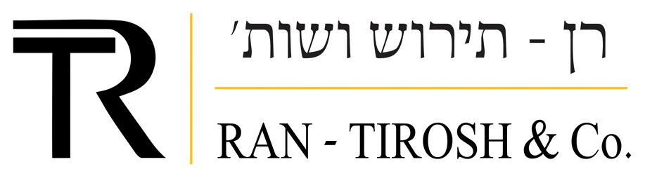 Ran - Tirosh & Co.