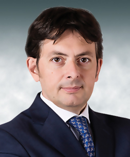 Andrea Bucci, CEO Western Europe & Israel KNAUF Group, Orbond Gypsum and Gypsum Products Industries Ltd.