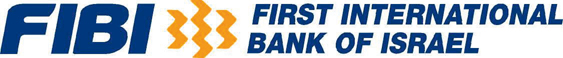 First International Bank of Israel -FIBI