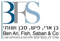 Ben Ari, Fish, Saban & Co. Law Offices & Notary