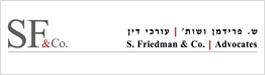 ש. פרידמן ושות', עורכי דין