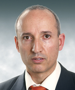 Dubi Halaban, CFO, (Hanson Israel Ltd. (Heidelberg Cement Group